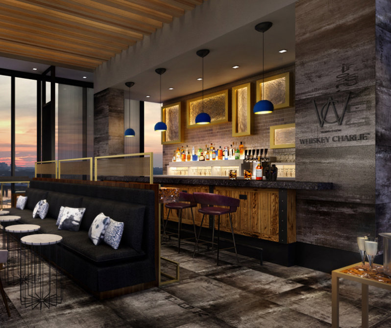 WHISKEY CHARLIE OPENING AT THE WHARF